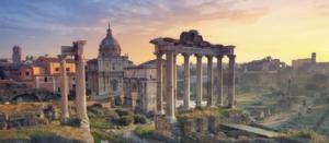 Roma - by og symbol i 2000 år